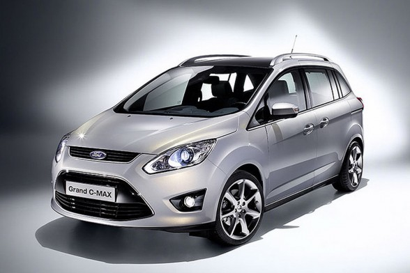 FORD C-MAX 2 2010+